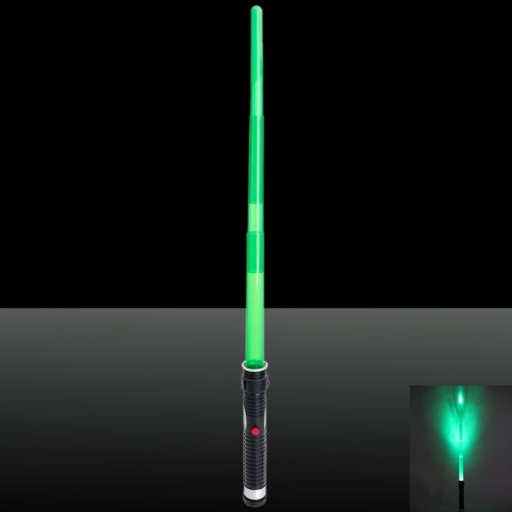 """Star War Laser Sword 21"""" Green Lightsaber"""