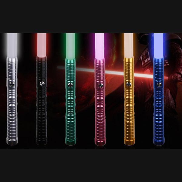 Blue laser sword