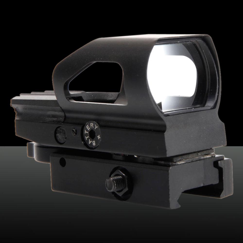 A Keypad Gear 1X Magnification Optics Laser Sight Black