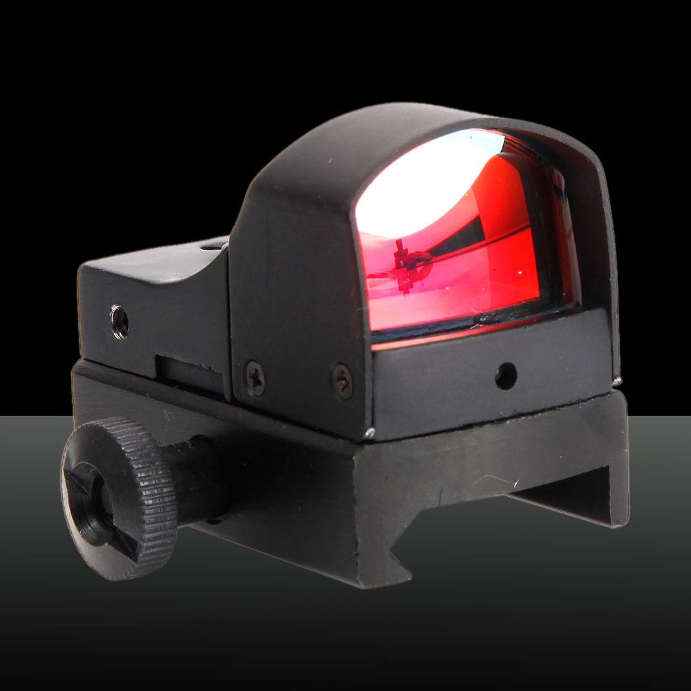 Light-operated Aluminum Alloy Optics Laser Sight Black