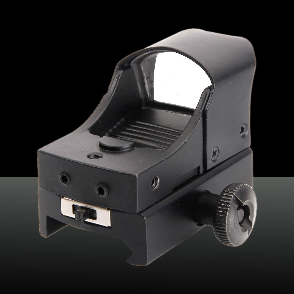 One-Mode Gear Optics Aluminum Alloy Electro Laser Sight Black