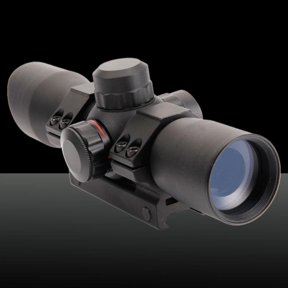 Battery-operated Optics Rifle Sight Laser Sight Black