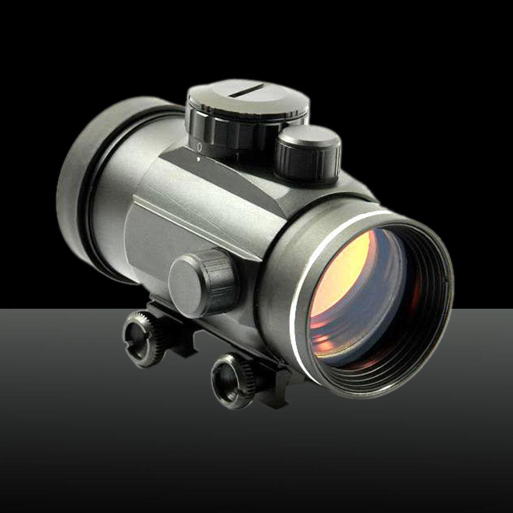 U`King ZQ-MZ08 1X45 Red Dot Laser Sight Kit Black