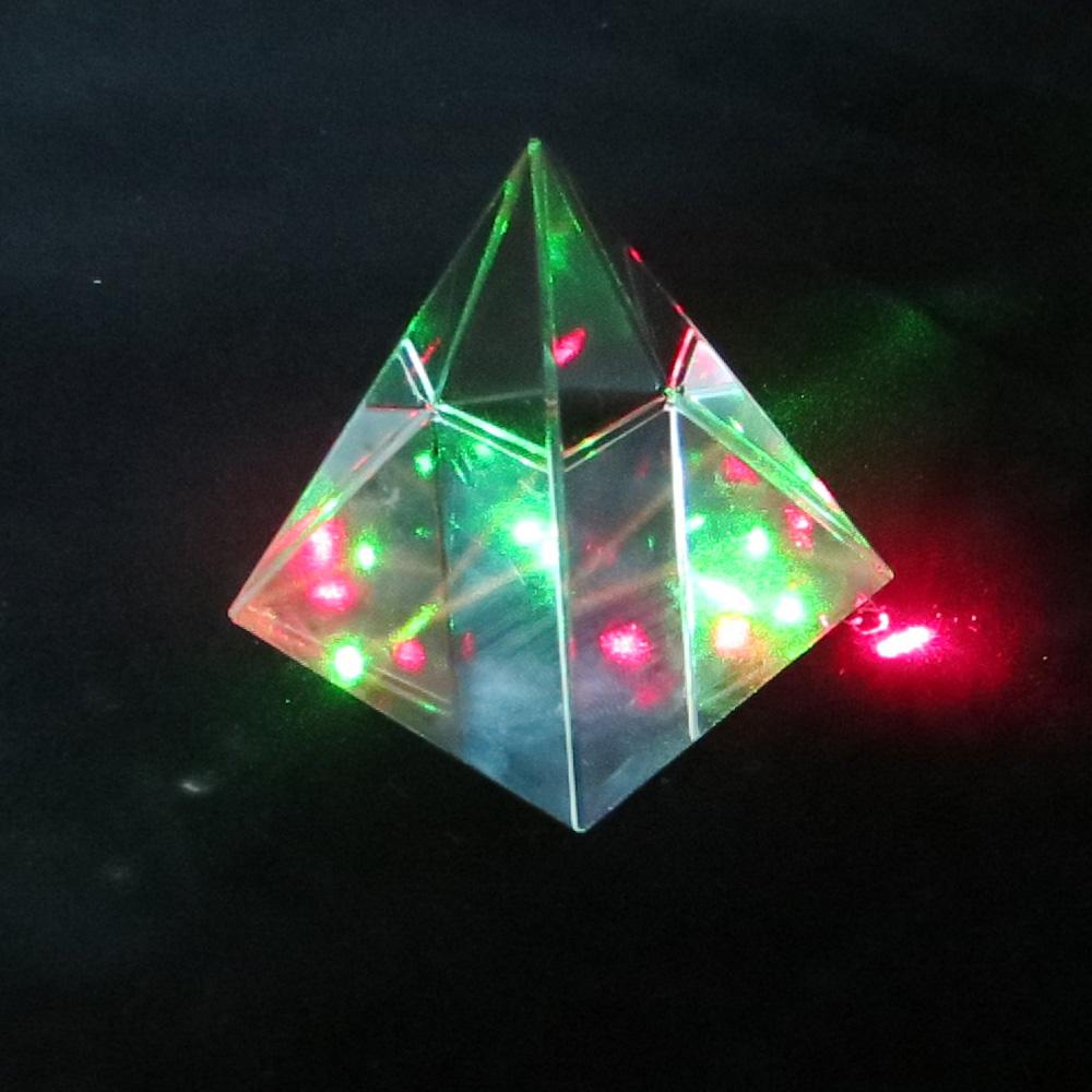 40mm Pyramid four prism Glass