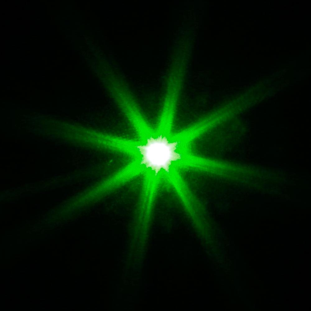 Ts 002 1000mw 532nm Green Laser Pointer Pen Silver Gray