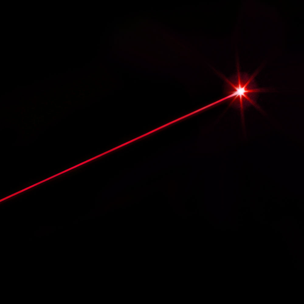 LT-M6 5mW Beam Light Red Laser Sight Black ...