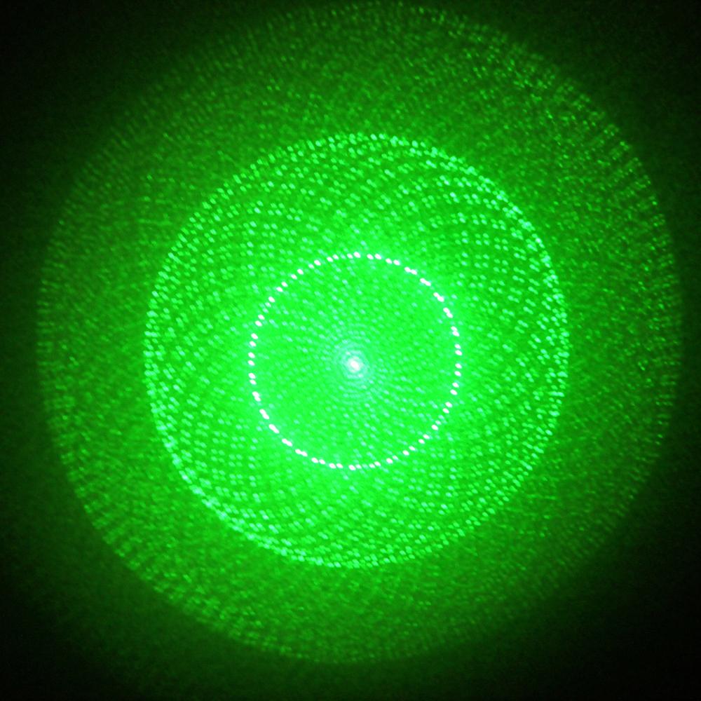 100mw Dot Pattern Starry Pattern Multi Patterns Focus
