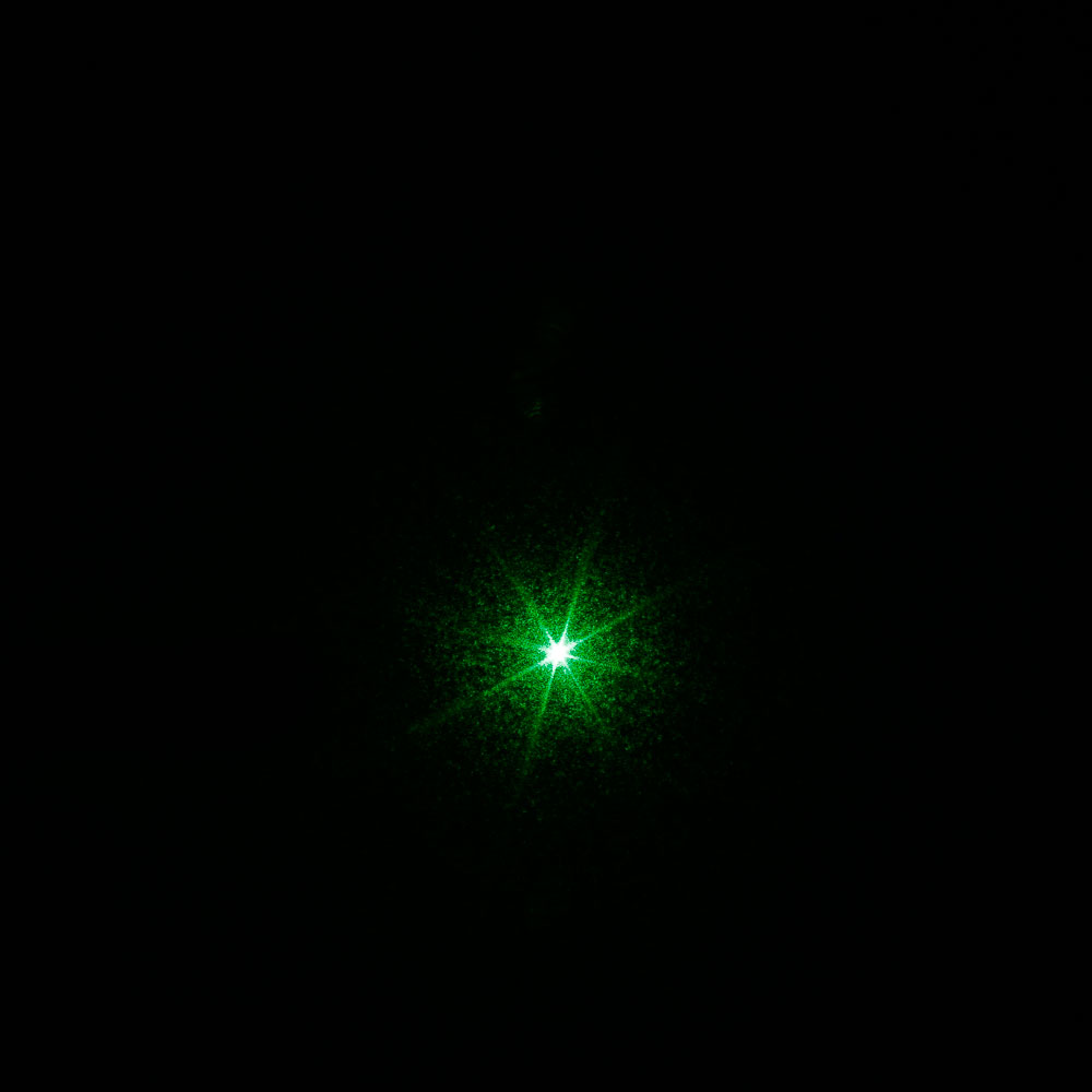 200mw 532nm Focus Green Beam Light Laser Pointer Pen With