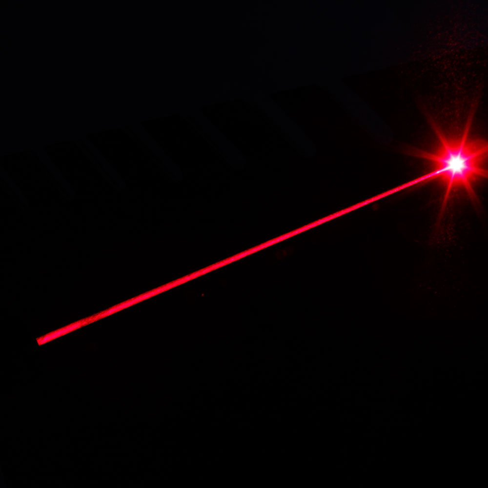 5mW 650nm Red Laser Pointer Pen - Laserpointerpro.com