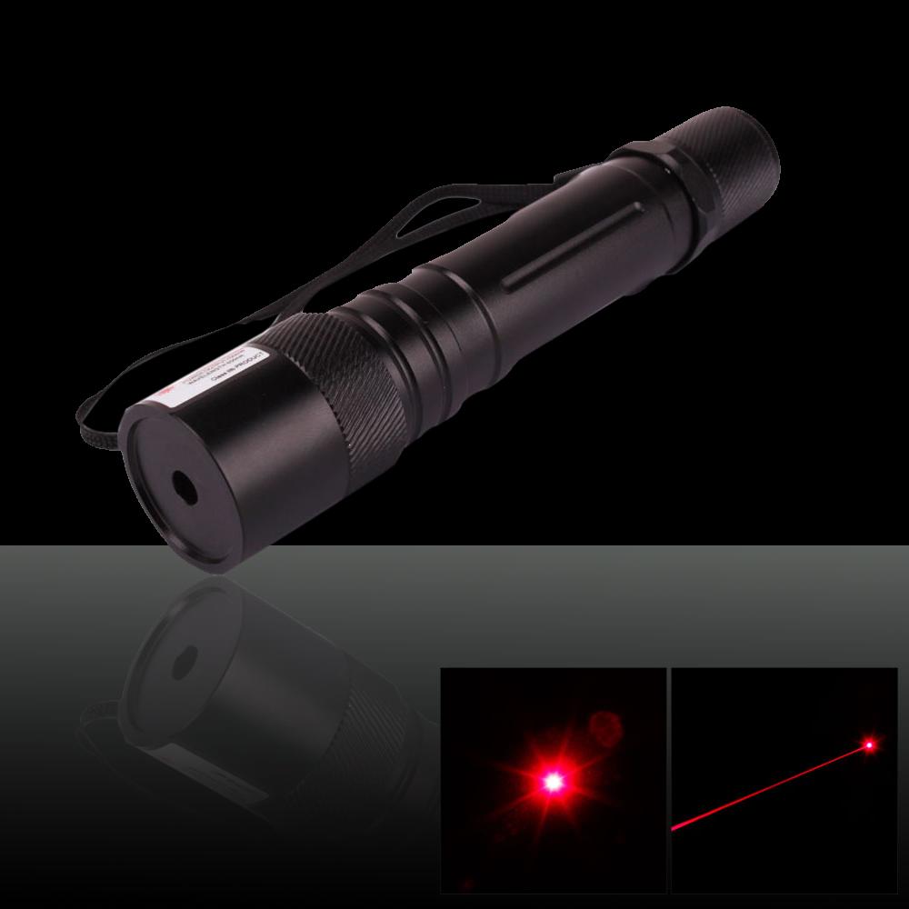 852Type 50mW 650nm Flashlight Style Red Laser Pointer Pen ...