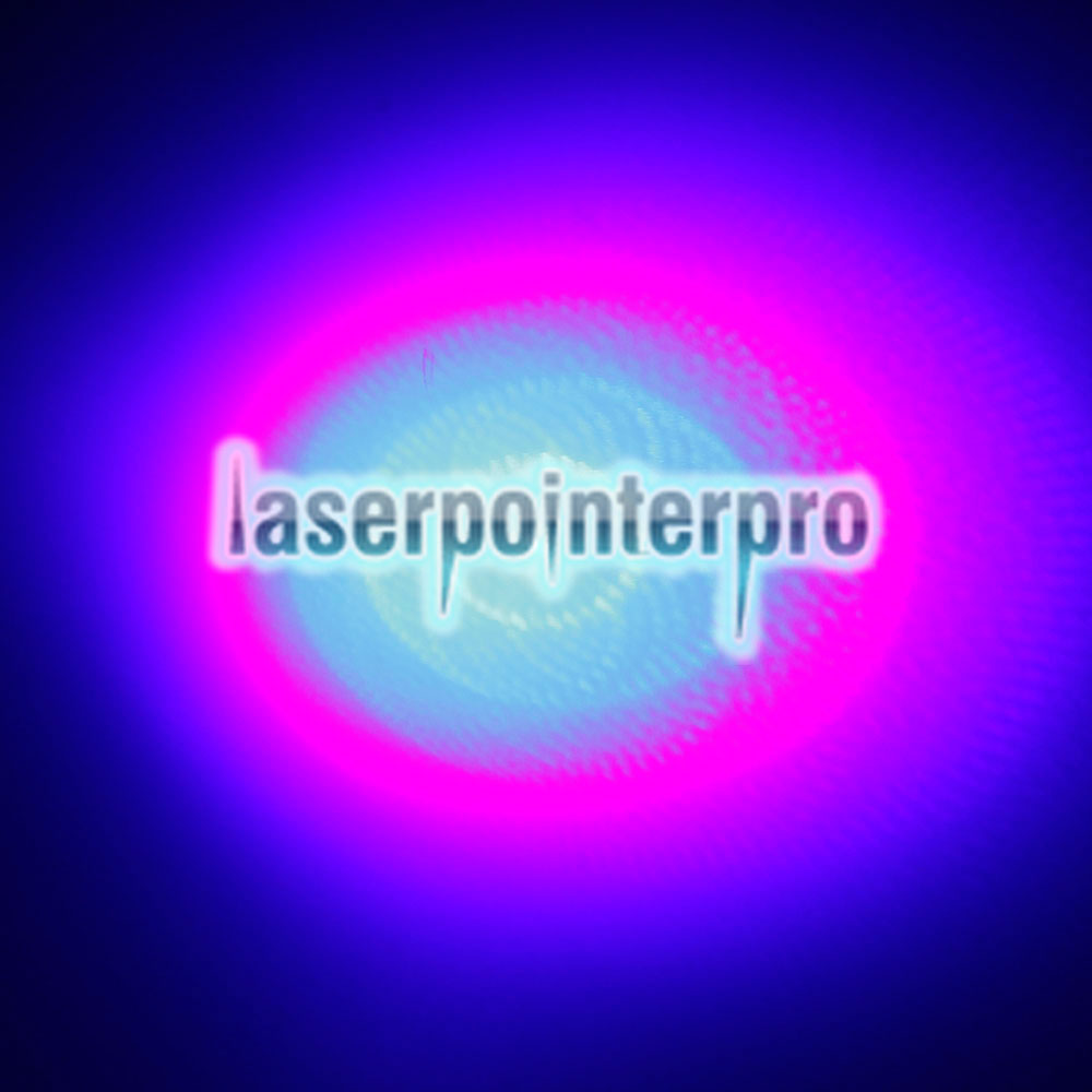 blue laser pointer