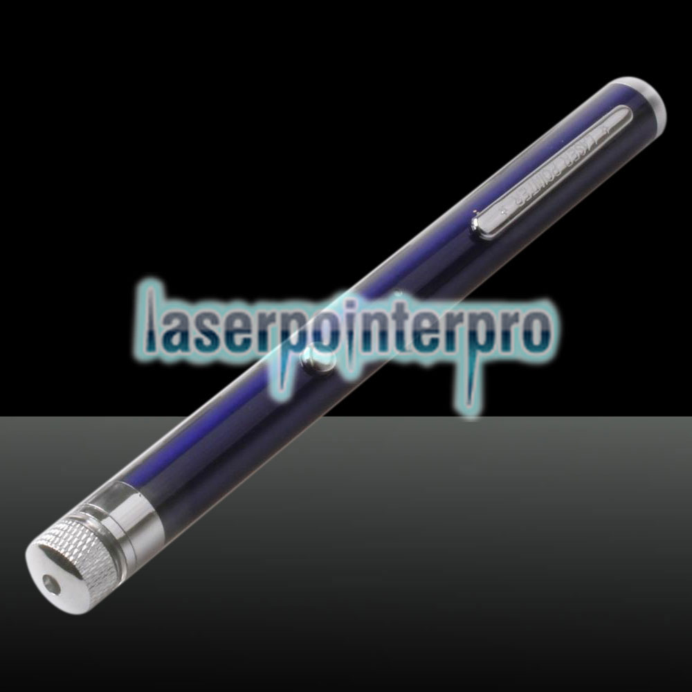 500mW 532nm Single-point USB Caneta Laser Pointer Roxo LT-ZS005