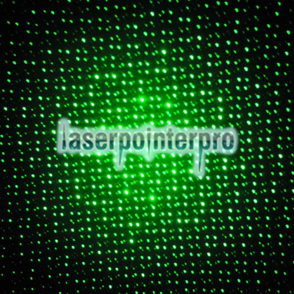Verde puntatore laser