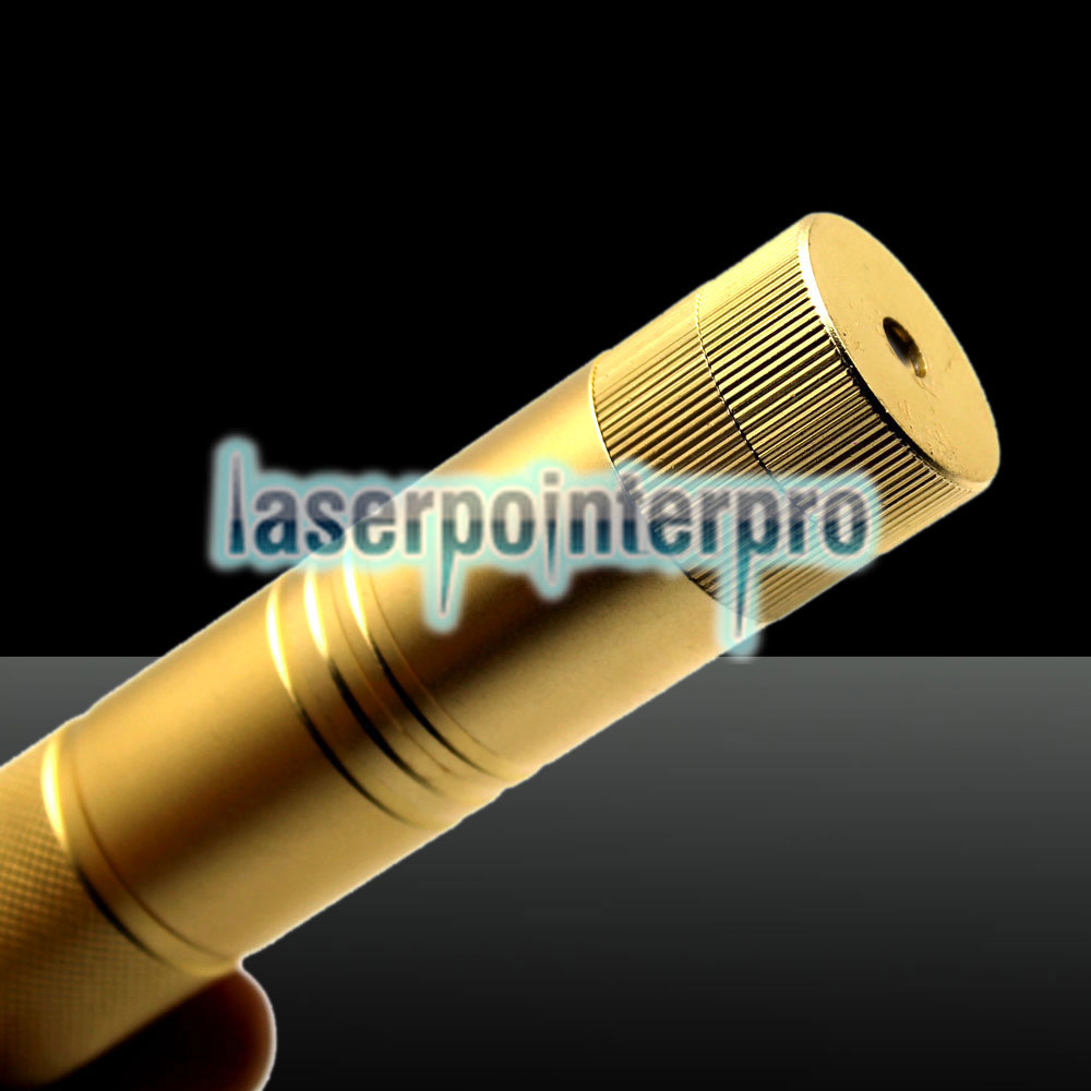 green laser pointer