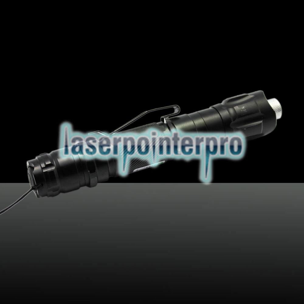 LT-YW502B2 500mW 532nm neuen stil sternenhimmel grün strahl licht zooming laserpointer kit schwarz