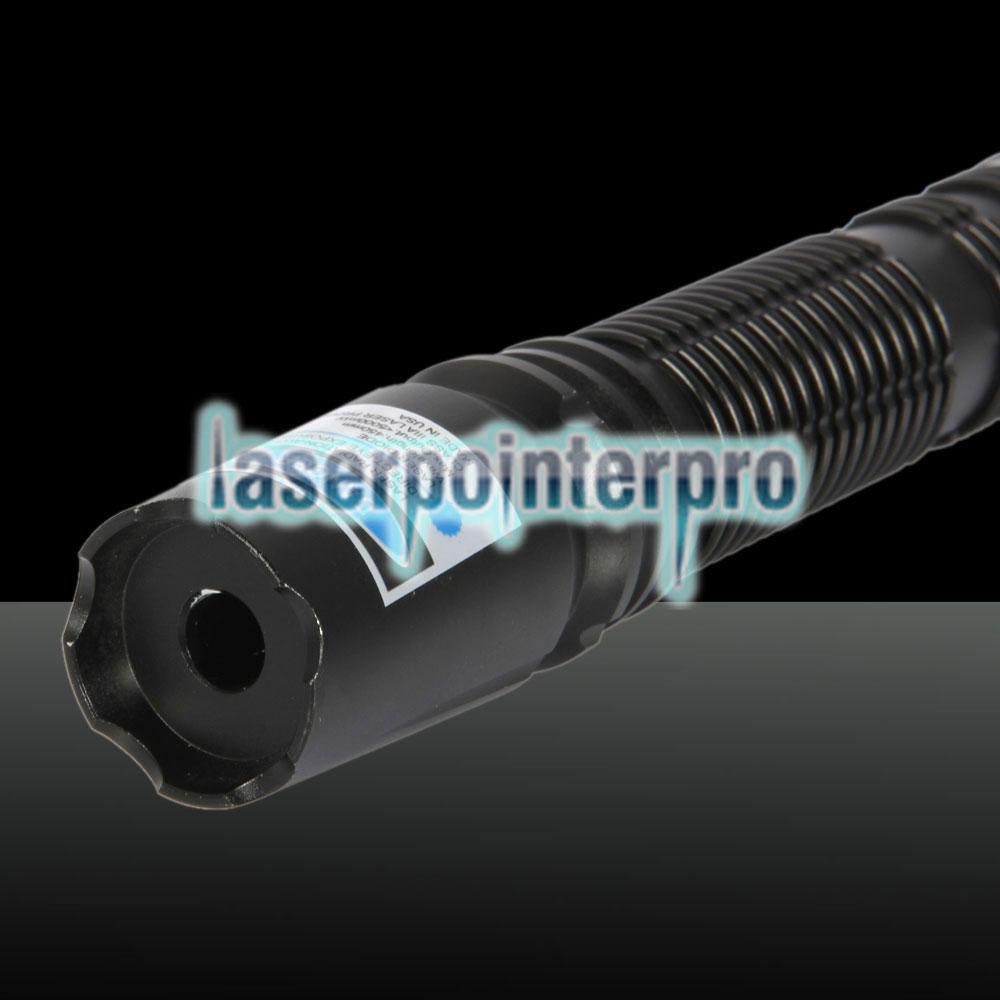Blu-viola puntatore laser laser