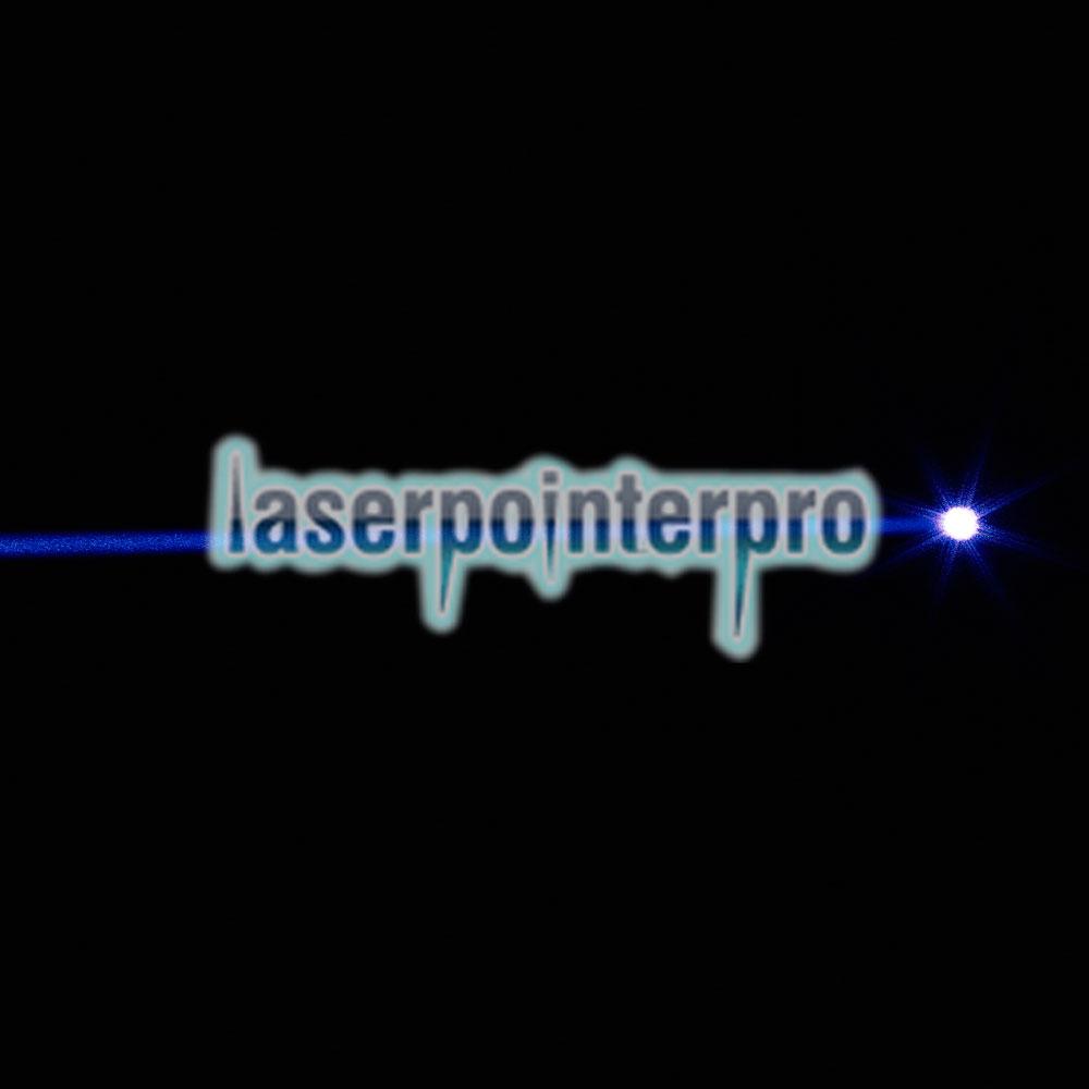 Puntatore laser blu-viola