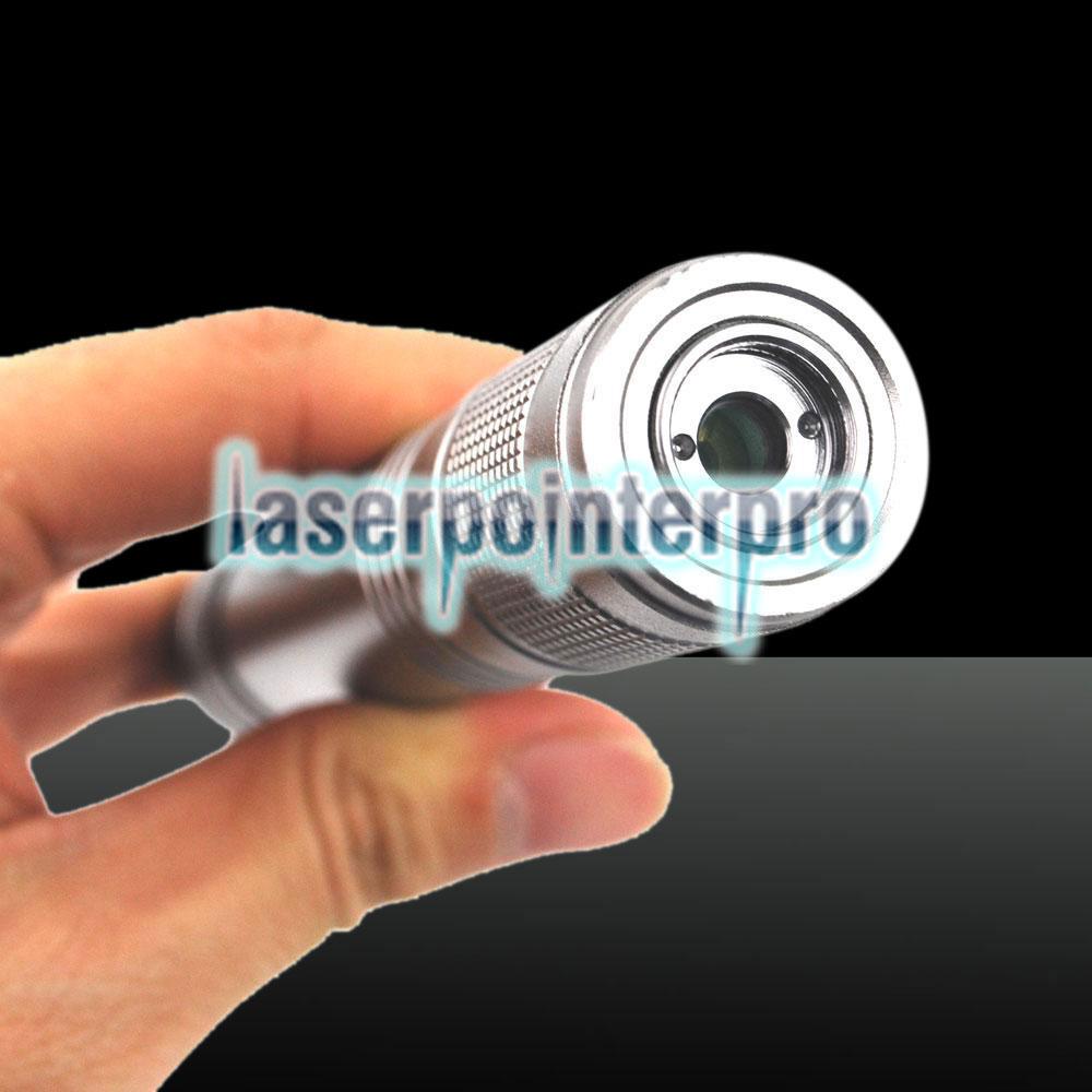 Bleu-violet pointeur laser