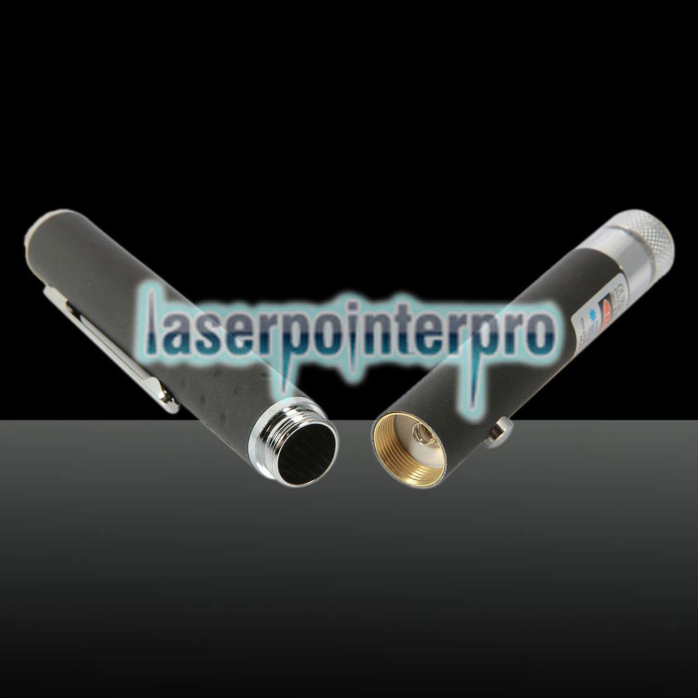 1mw 405nm azul e roxo feixe de luz céu estrelado & ponteiro laser ponto único caneta preta
