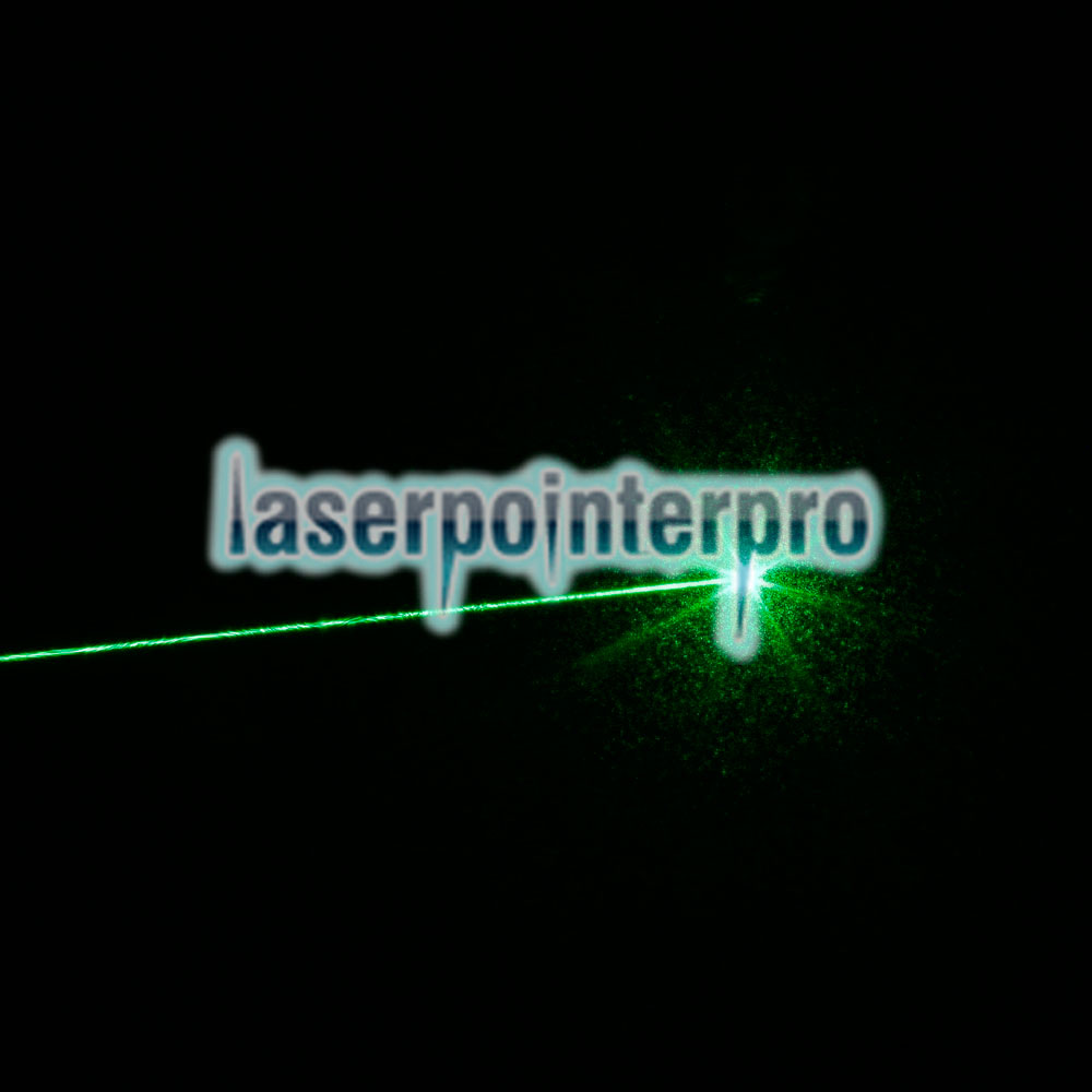 532nm 1mw Laser Green Feixe Single-Point Caneta Laser Pointer Preto
