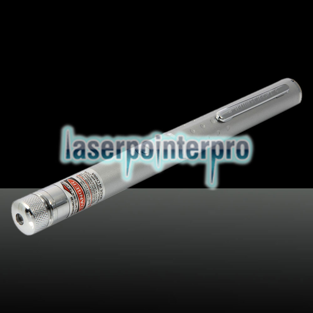Roter Laserpointer
