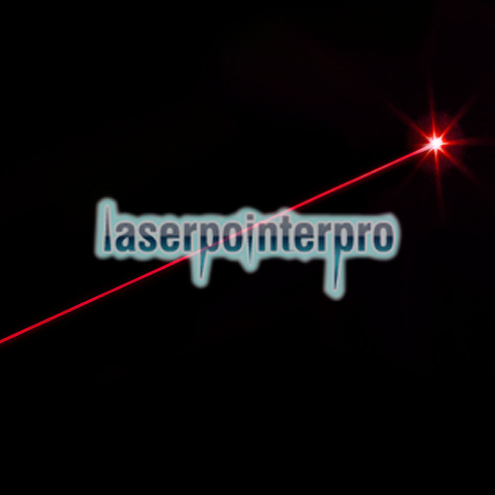 Pointeur laser à point unique laser rouge 650m 1mw rouge