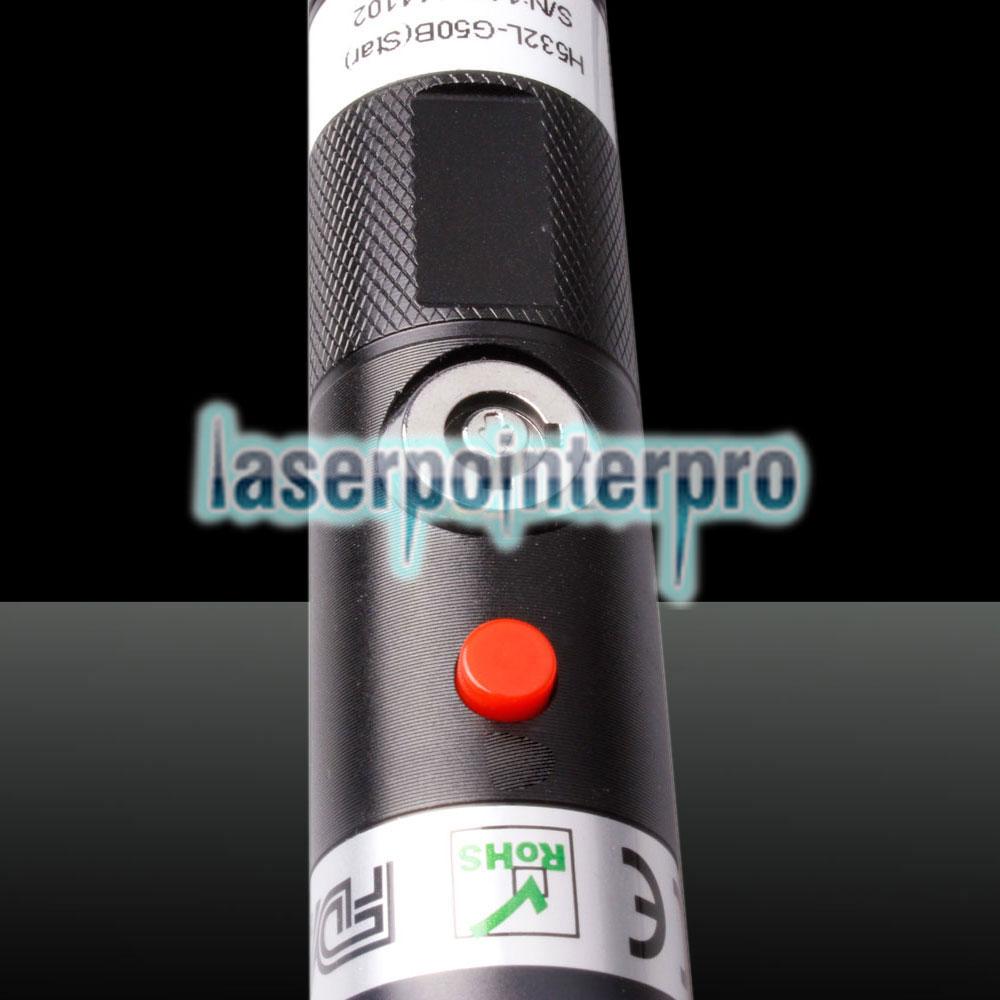Blau-violetten Laserpointer