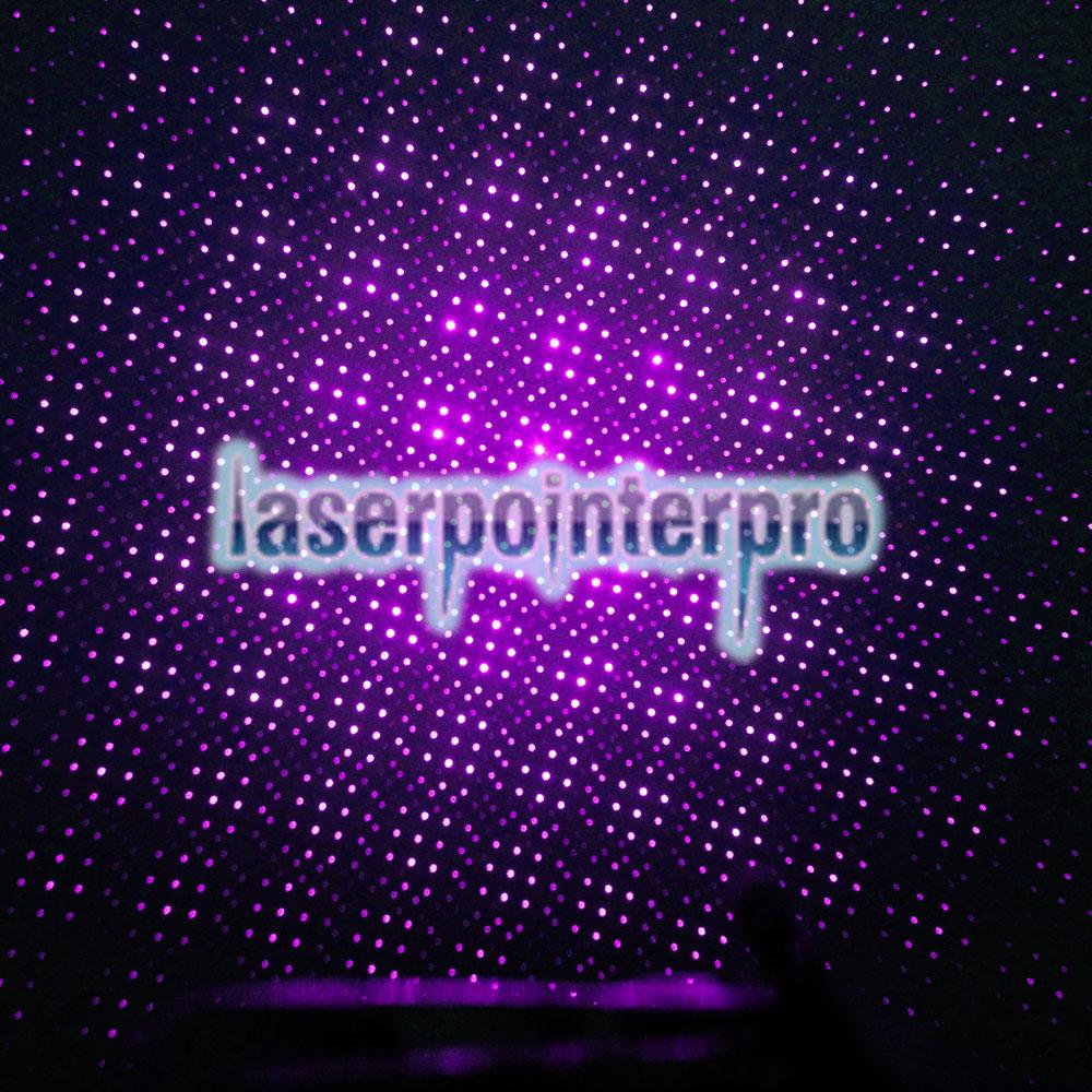 Punteros laser azul-violeta