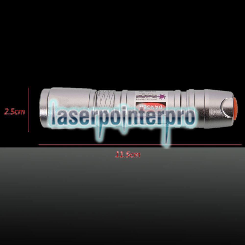Blau-violette Laserpointer