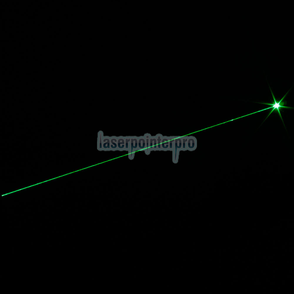 100mW 532nm Green Laser Sight with Gun Mount Black TS-G07 (with one 16340 battery)