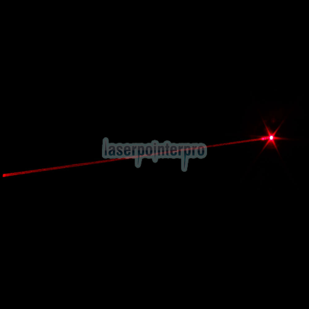 20mW 650nm Red Laser Sight with Gun Mount Black TS-G07 (with one 16340 battery)