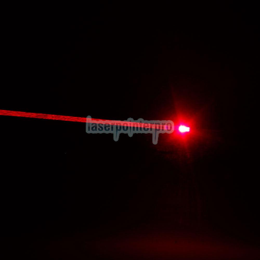 5mW 650nm Red Laser Sight & LED Flashlight with Gun Mount (with two CR123 batteries)