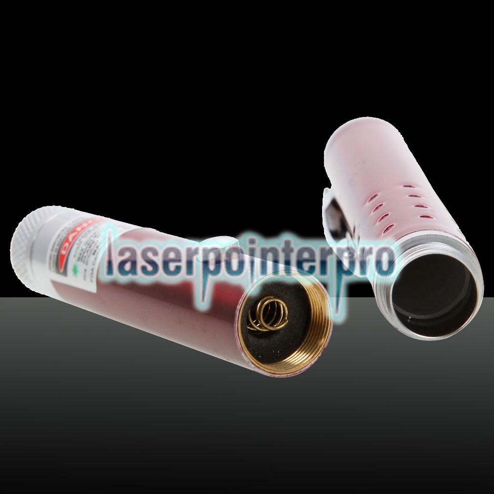 5mW Professional Gypsophila Lichtmuster Rot Laserzeiger Rot Blau