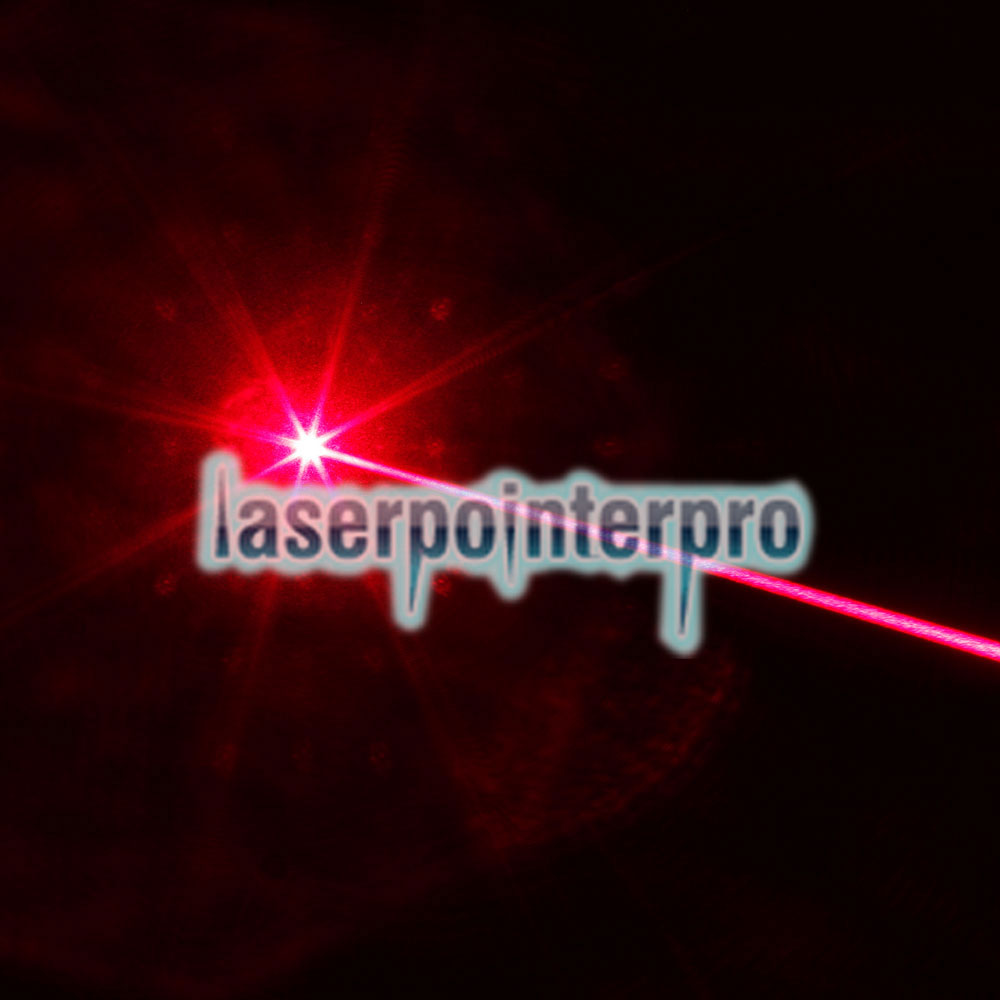 Puntatore laser rosso professionale da 5 mW Gypsophila Light Red Blue