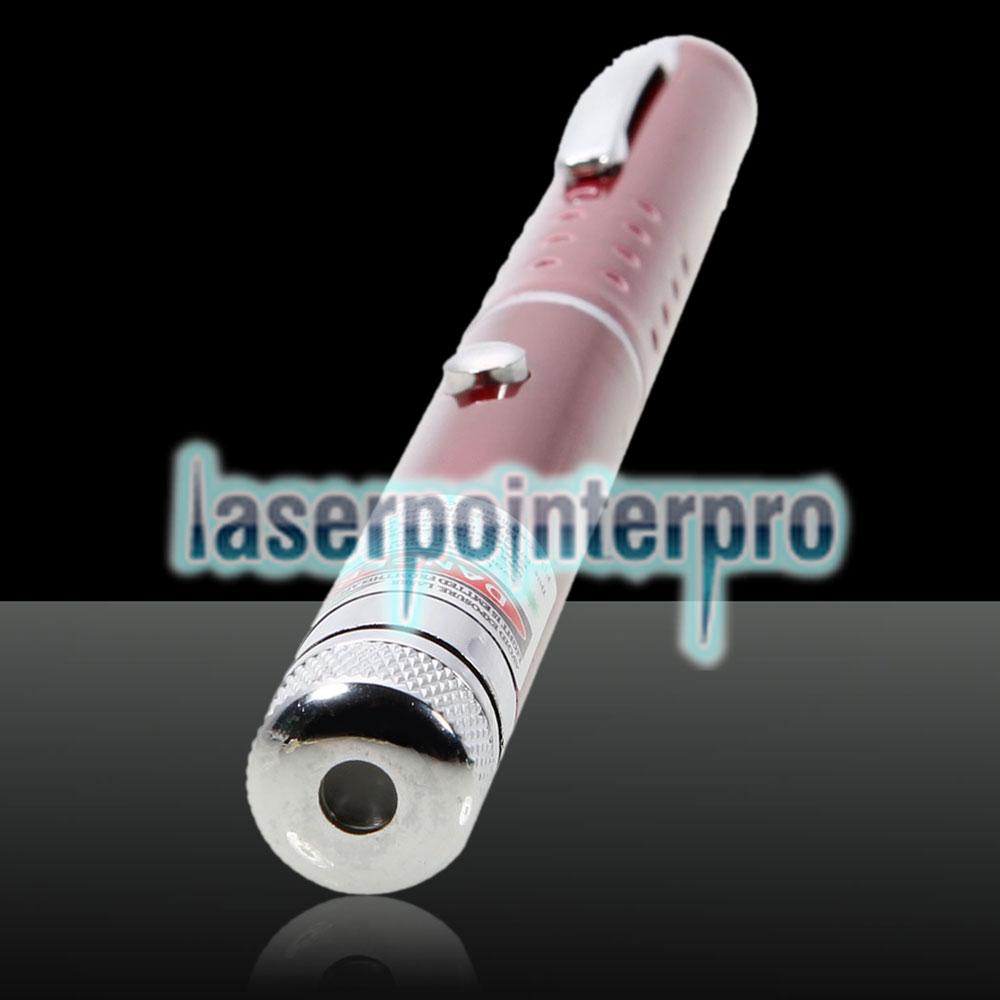 20mW Professional Gypsophila Light Padrão Verde Laser Pointer Vermelho