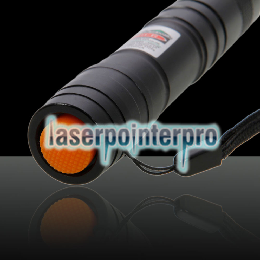 200mW Professional Green Laser Pointer Suit with 16340 Battery & Charger (2010)
