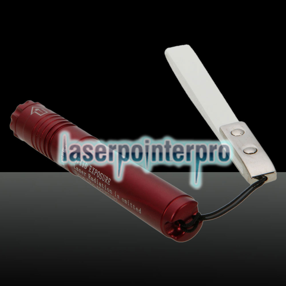 how to put batteries in a laser pointer