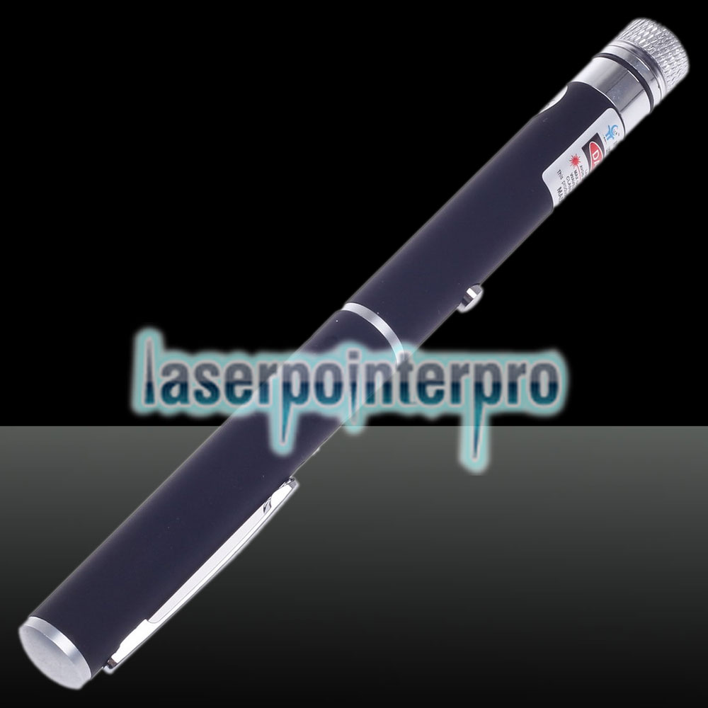pointeur laser rouge