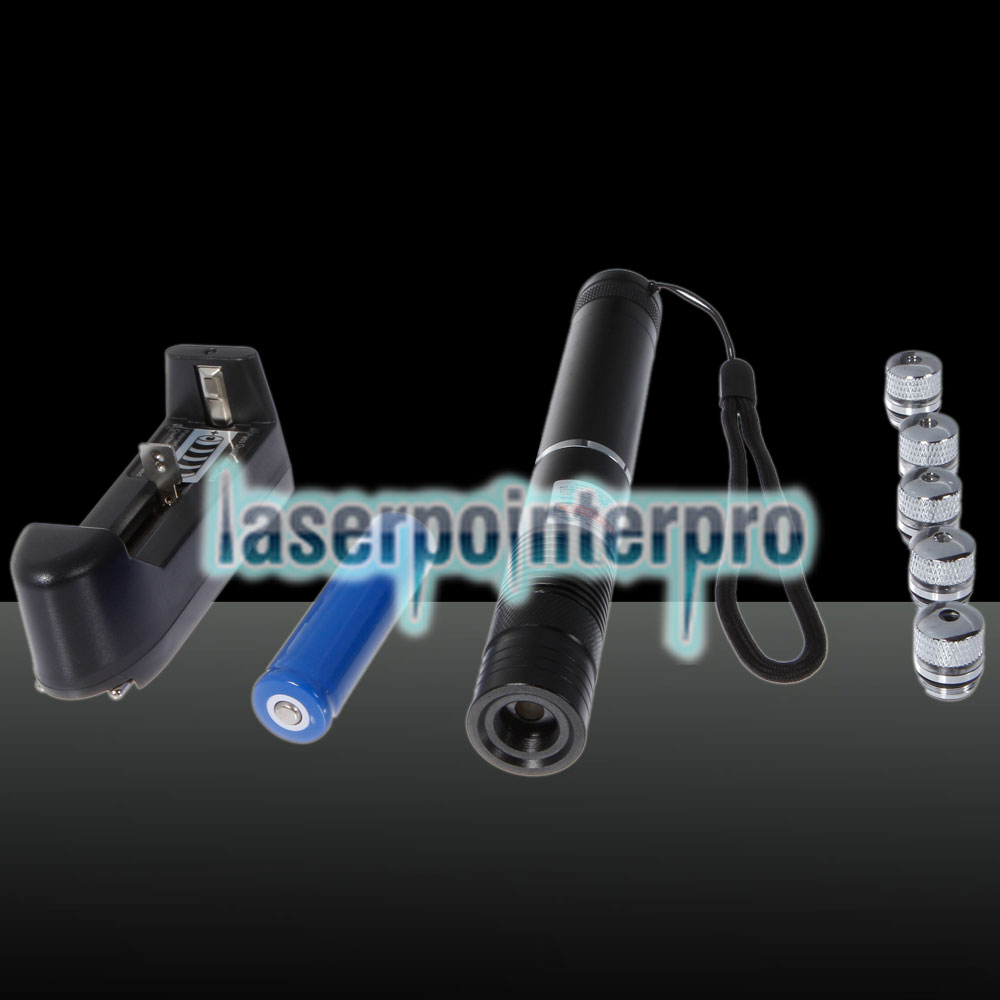 red laser pointer