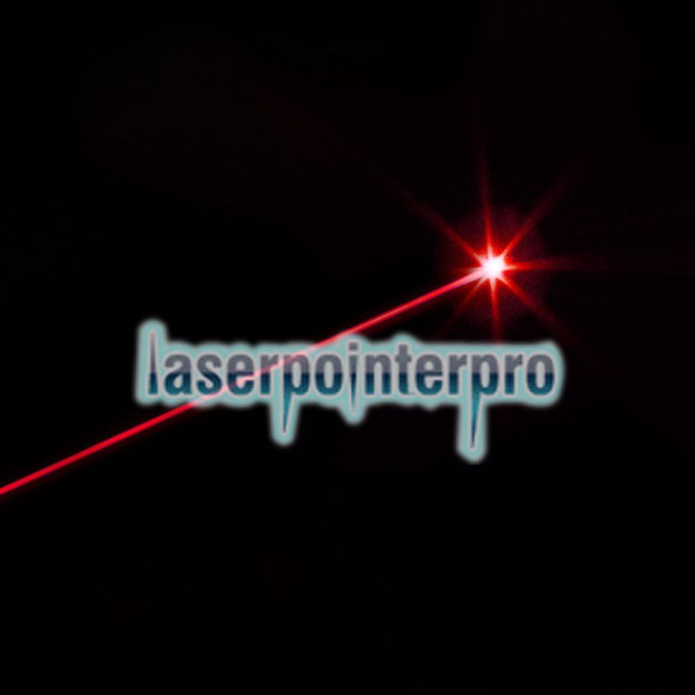 pointeur laser rouge