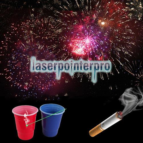 puntatore laser rosso