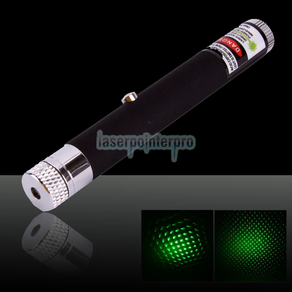 30mW 532nm Stars Light Special Effects Green Laser Pointer