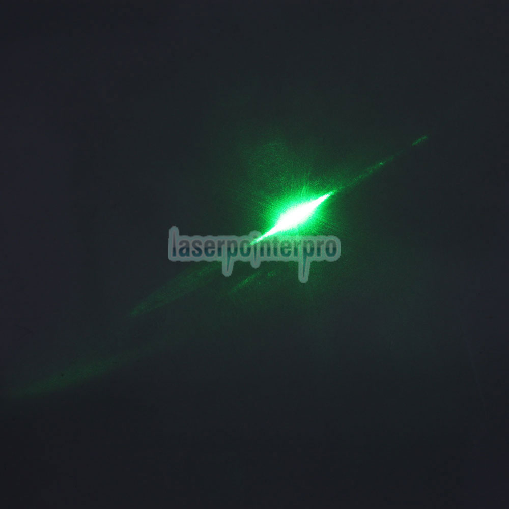 30mW 532nm Mini Flashlight Style Green Laser Pointer