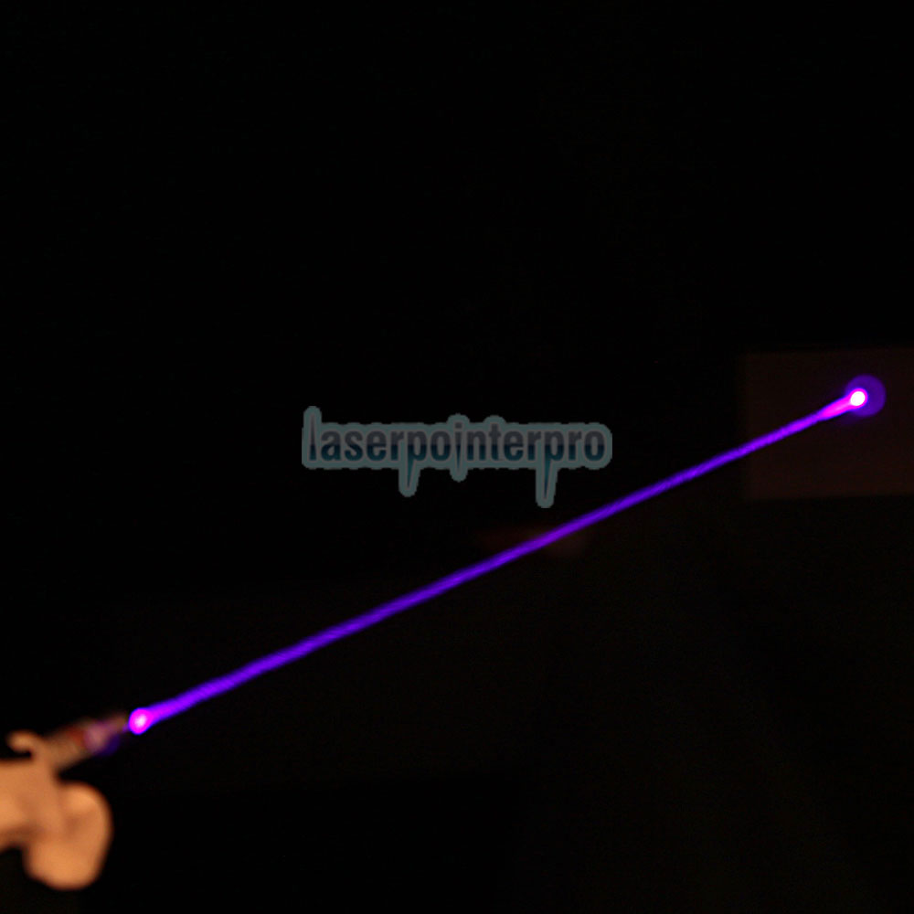 20mW 405nm Power Mid-open Blue-violet Laser Pointer