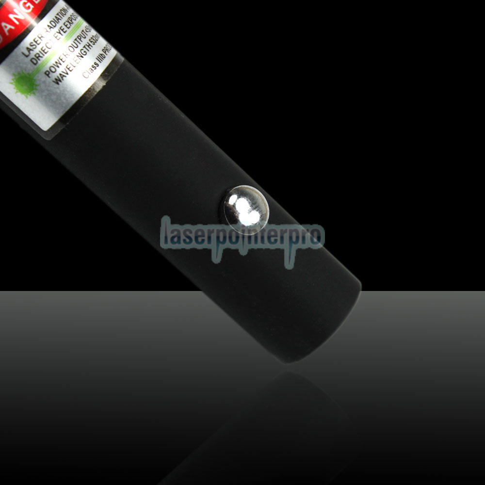 5 in 1 30mW 532nm Mid-open Kaleidoscopic Green Laser Pointer Pen