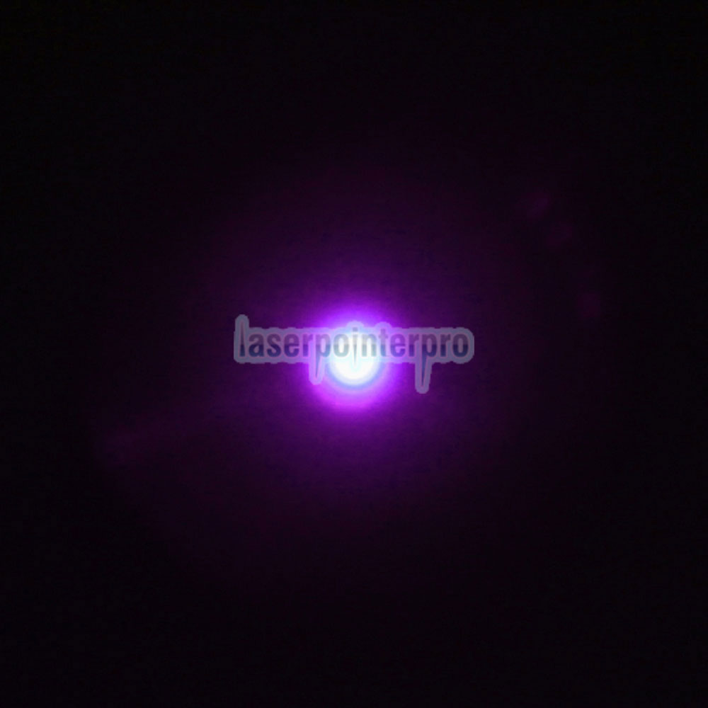 30mW 405nm Stylish Mid-Open Blue-violet Laser Pointer