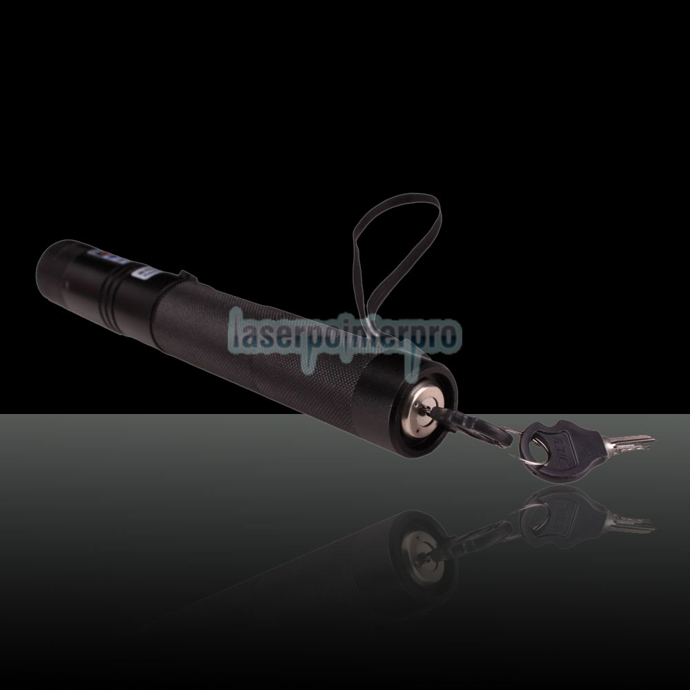 1000mW High-power Kaleidoscopic Blue-violet Laser Pointer