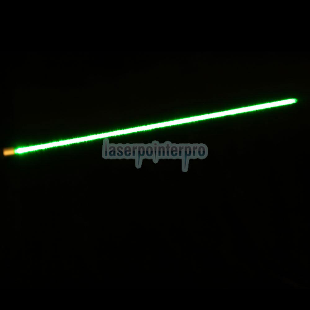 Puntero láser verde 30mW 532nm con batería 2AAA