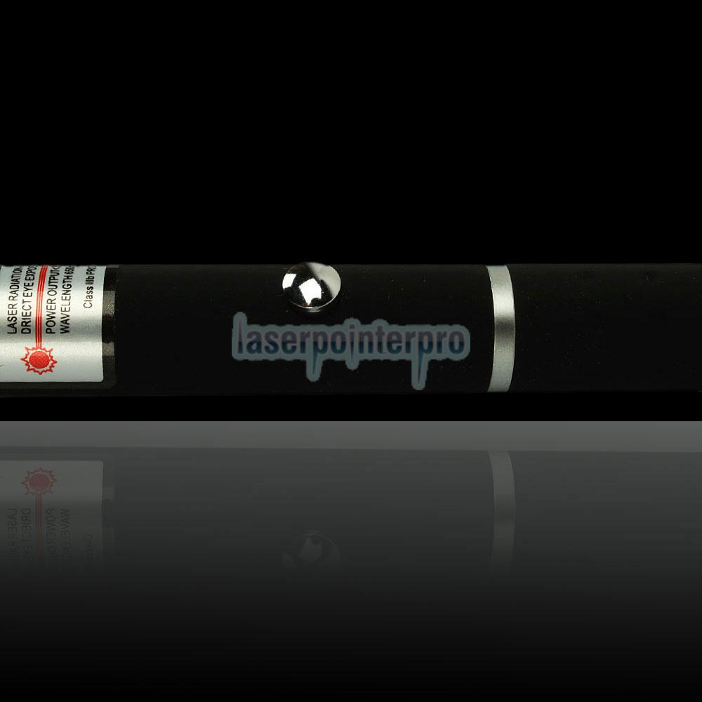 punto laser rosso