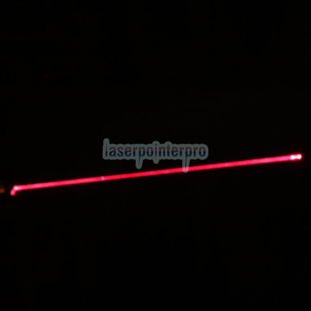 punto láser rojo